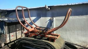 WIFO Round Bale Clamp - Clamp pour bale de foin ronde.