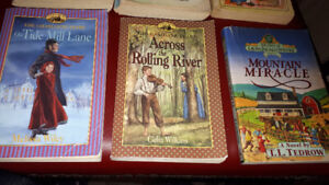 11 Vintage Childrens Books