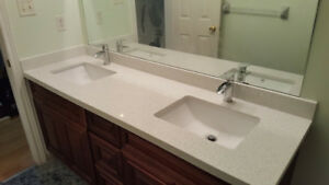 COUNTERTOP ON SALE!! FREE SINK!!! FREE PLUMBING!!! FREE REMOVAL!