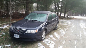 2007 Saturn ION Ion.2 Midlevel Sedan