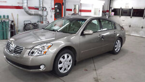 2004 Nissan Maxima for Sale - Summer/Winter Tires Included
