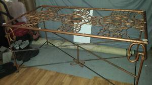 Custom Mexican wrought iron table & 4/6 chairs Toronto (GTA) image 3