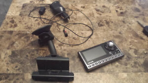 Sirius Sportser 6 w/ Mount and 12v car adapter