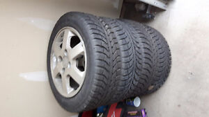 BRAND NEW 185/60/R15 winter tires 4 set ONLY AVAILABLE WEEKENDS Edmonton Edmonton Area image 7