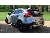 2017 Volvo V40 T3 CC Pro Winter Pack F+R Pa Automatic Petrol Hatchback