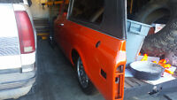 1972 BLAZER PROJECTS RARE 2 WHEEL DRIVE and 4WDs