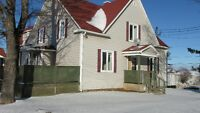 Large 3 bedroom 1.5 Bath Front Unit/House in Shediac