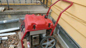 Wheelhouse generator 5500 watts