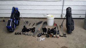 Golf equipment for sale $350