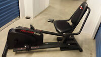 Proform Rebel Recumbent Bike and Elliptical Combo