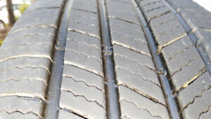 SELLING GENTLY USED WINTER TIRES ON RIMS MICHELIN X-ICE
