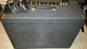 Peavey Classic 50 2x12 Black Tweed (For Smaller Tube Combo)