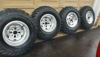 OEM Honda ATV Tires and Rims