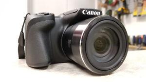 Canon PowerShot SX420IS Wi-Fi Digital Camera