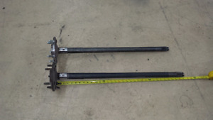1990'S FORD F150 AXLE SHAFTS (FORD 8.8)