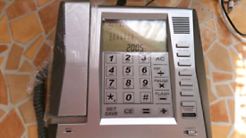 New boxed landline phone