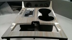 2015-2016 Nissan Murano Centre Console Finisher (Used OEM)