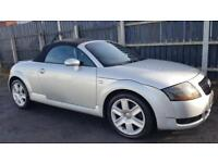 THE ULTIMATE CONVERTIBLE.2004 AUDI TT ROADSTER,ELECTRIC ROOF,a4,a3,a6,q7,mini,bmw,z4,m3,st,rs,vxr,
