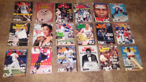 90's sports magazines