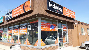 Apple Device Repair Service – TechAlley – 41 Oxford St. West