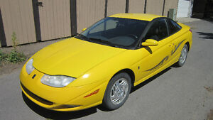 2001 Saturn SC2 Coupe