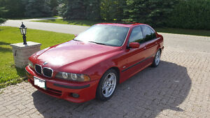 BMW 530i M-Package, Prestine Condition!, Maintained, New Safety