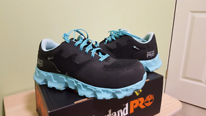 Timberland Pro Steel Toe safety shoes size 9 womens