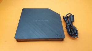 LG slim Super-Multi Portable DVD Rewriter