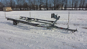 2000 Load Rite Pontoon Boat Trailer