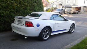 2003 Ford Mustang Stappée Coupé (2 portes)