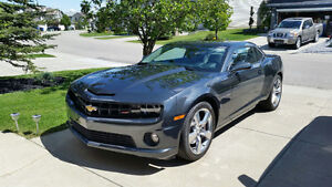 2012 Chevrolet 2SS Camaro Dark Grey