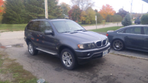 2002 bmw x5 TRADE FOR TDI JETTA