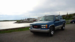 FS: 1998 GMC Sierra, Short Box, Reg Cab
