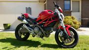 Ducati Monster 696 Old Reynella Morphett Vale Area Preview