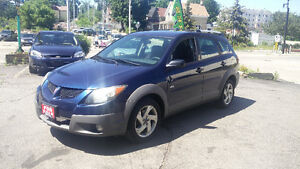 2003 Pontiac Vibe AUTOMATIC 168,000km Certified! LOW K'S!