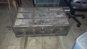 Antique Trunk/Chests for sale