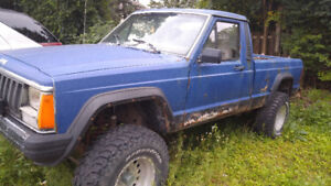 1987 Jeep Other Commanche Pickup Truck