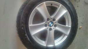 Rims from 2010 BMW X5 35d