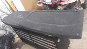 Volkwagon golf trunk covers