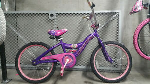 "Hannah Montana bike 20"" Wheels"