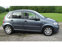 Citroen C3 1.6HDi 16v SX - REALLY NICE EXAMPLE £30 ROAD TAX
