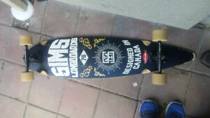 Skateboard (Sims Roots 2.0 Pintail)