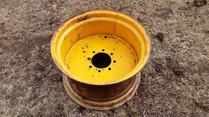Armstrong Backhoe/Tractor Rim. New Spare. 24inch