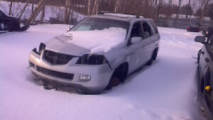 2004 acura mdx 3.5L PARTING OUT