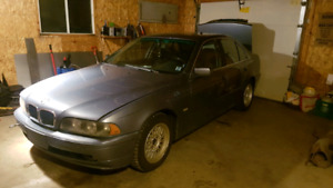 2001 bmw 530i part out