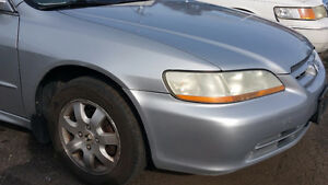 2002 Honda Accord Certified Etested