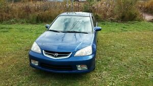 2005 Acura EL Sedan, Auto, Low Km's, Loaded