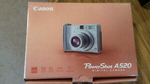 2 Canon cameras for sale. Work great. London Ontario image 2