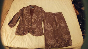 Jacket & skirt set