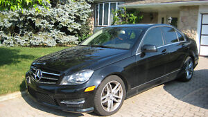 mercedes-benz c300 4matic sedan berline 4 portes